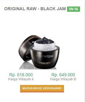 black jam original raw