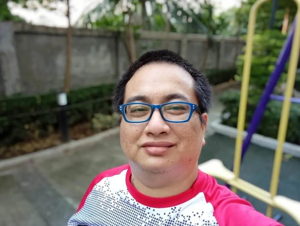 Xiaomi Redmi 9A Camera Sample - Portrait Selfie