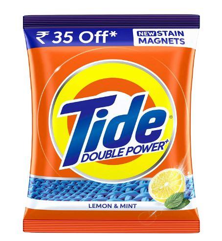Tide Plus Double Power Detergent Washing Powder