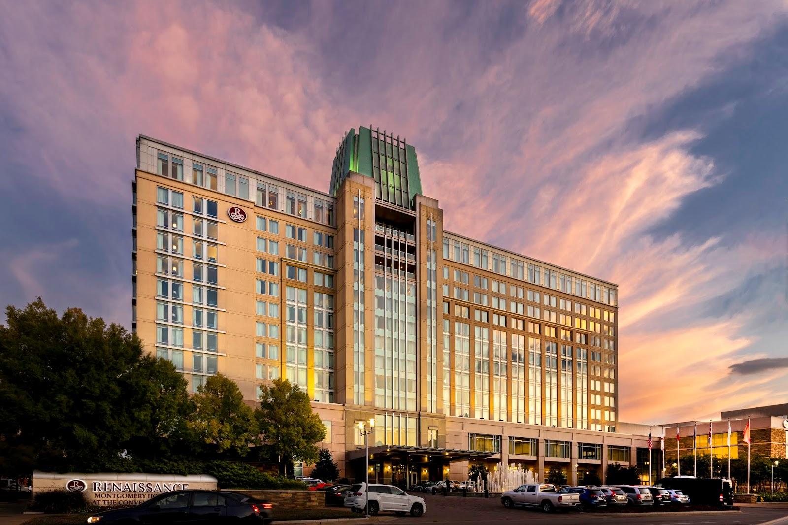 Renaissance Montgomery Hotel & Spa in Montgomery, Alabama