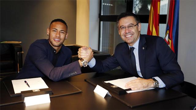 Chia tay Nou Camp, Neymar kiện Barca đòi tiền