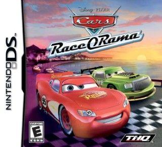 Descargar Cars Race-o-Rama Nintendo ds, español, mega