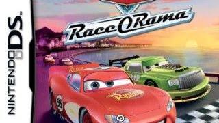 Cars Race-O-Rama [NDS] [Español] [Mega] [Mediafire]
