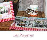 décorations parisienne de Les parisettes
