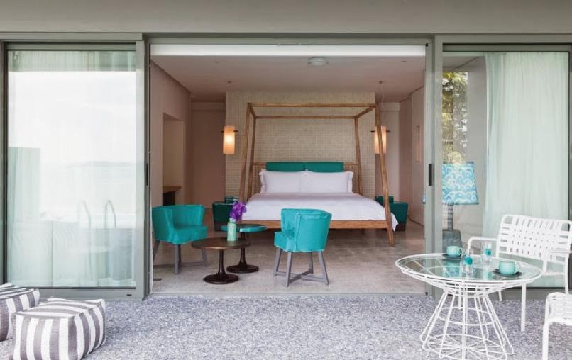 Il resort tailandese progettato da Paola Navone