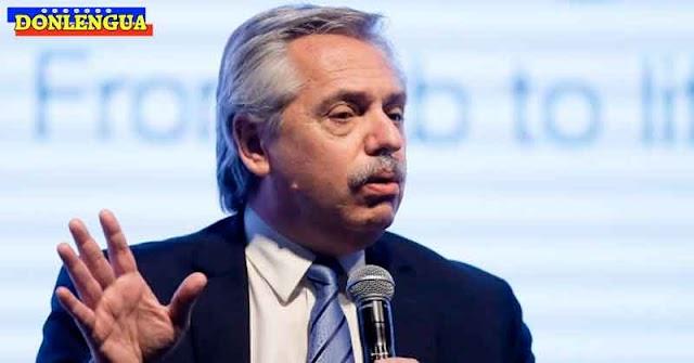 SPUTNIK V NO SIRVE | Alberto Fernandez dio positivo dos meses luego de vacunarse