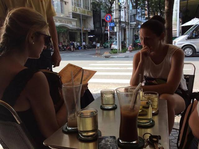Quán cà phê ở Sài Gòn mà Thủ tướng Canada ghé uống