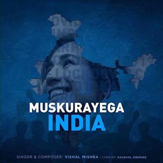 Muskurayega India Song Image On Covid 19 by Vishal Mishra