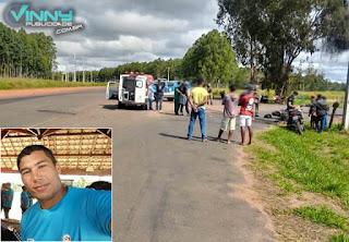 Acidente de Moto em Mucugê