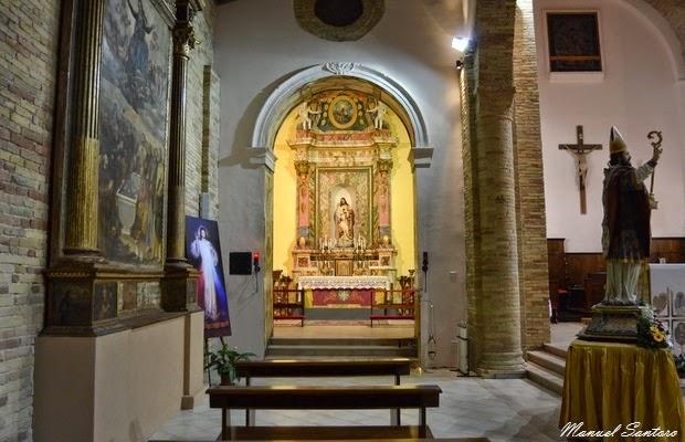 Morro d'Oro, chiesa del Ss. Salvatore