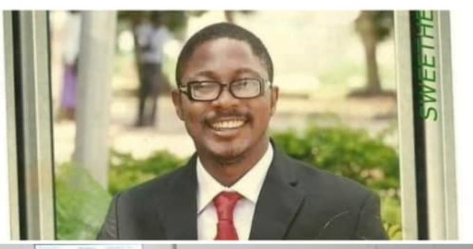 Breaking: UNN loses a Prominent Lecturer