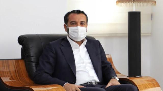 وكالة تركية تكشف عن إصابة رئيس بلدية ولاية بفيروس كورونا