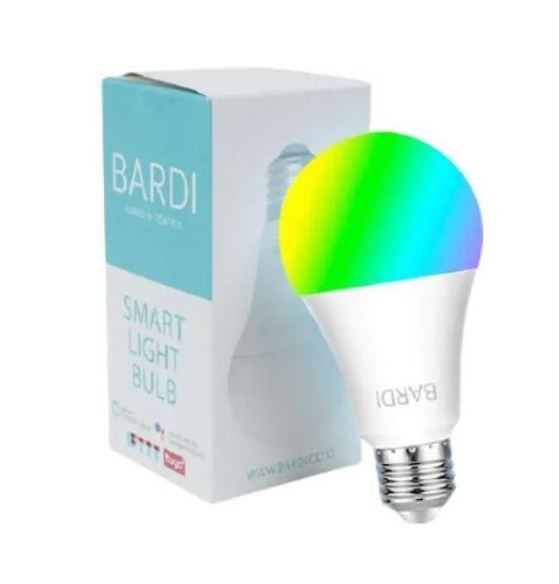 Bardi Smart Bulb 9W– RGBWW