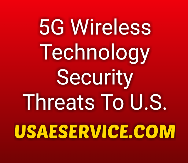 5G Wireless Technology Cyber Security Threats