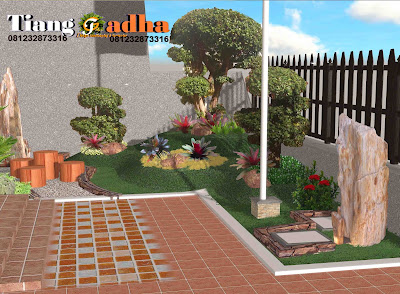 tukang taman dan jasa pembuatan taman tianggadha art