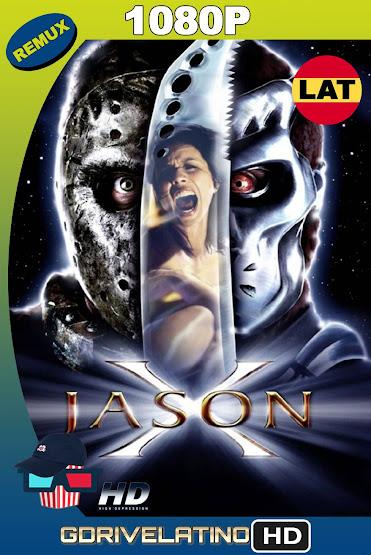 Jason X (2001) BDRemux 1080p Latino-Ingles MKV