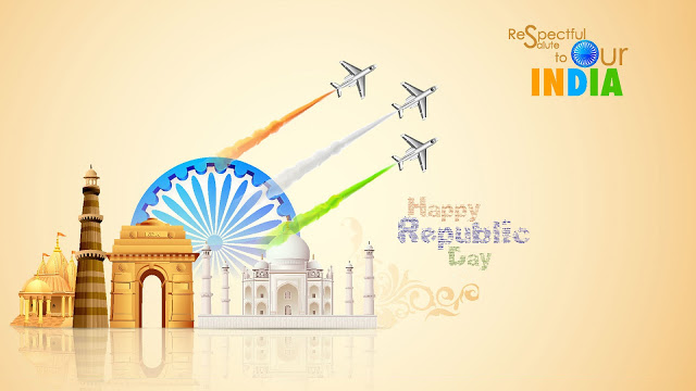 26 January Quotes and Wishing Images | Republic Day Quotes and Wishings