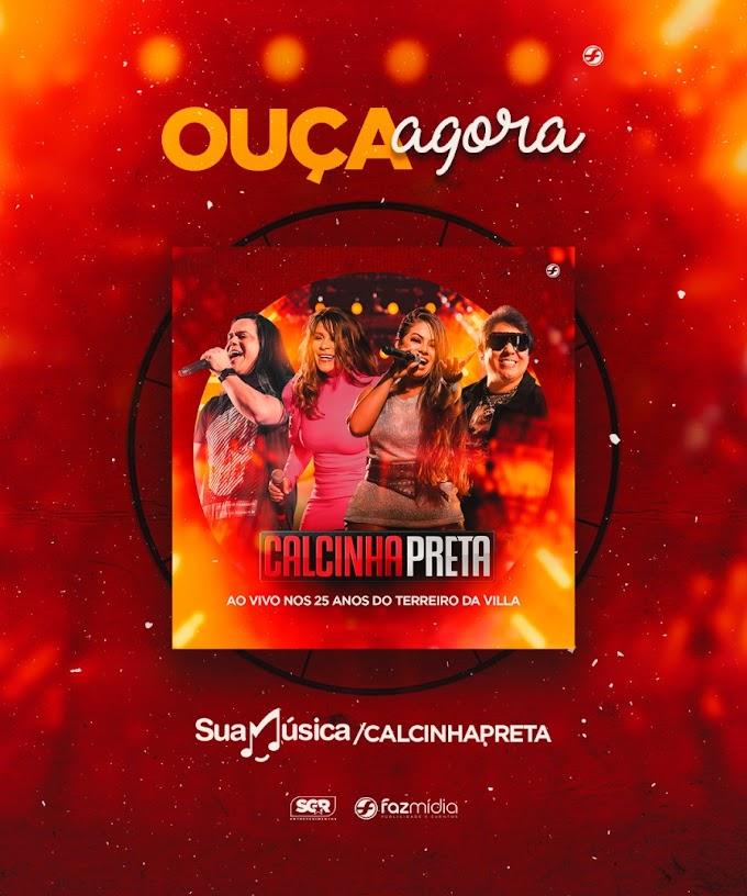 Calcinha Preta lança CD de 25 anos