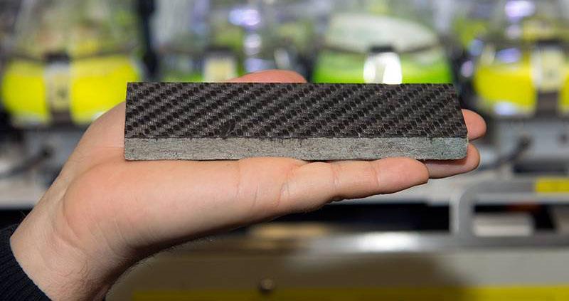 Углеродное волокно из водорослей