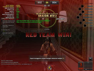 20 Desember 2017 - Sulfit 6.0 Point Blank Garena Wallhack, ESP Mode, Auto Headshoot, 1 Hit, Aimbullet, Auto Killer, No Recoil, Full Mode VVIP