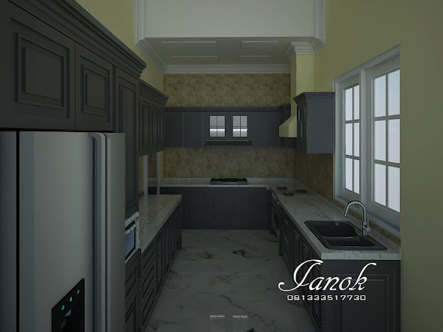 tukang kitchen set surabaya sidoarjo