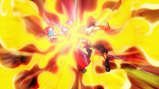 ワンピースアニメ 991話 ワノ国編 | 火拳のエース かっこいい | ONE PIECE Portgas D.Ace | Hello Anime !