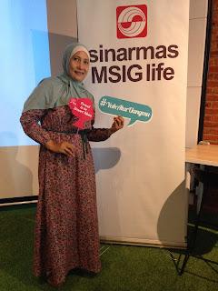 Gathering Sinarmas MSIG Life