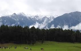 कश्मीर या पंजाब हिमालय