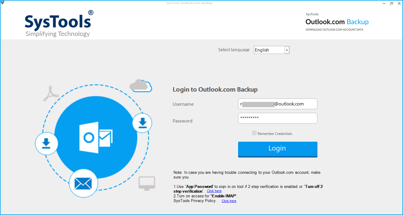 Migrate Outlook.com to Office 365 – A Two-Steps Procedure