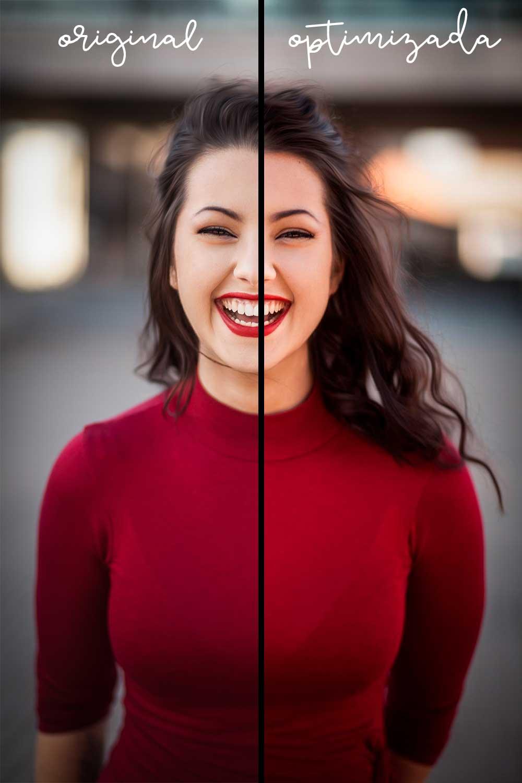 Optimizar imágenes para mejorar la velocidad de carga del blog Compressjpeg
