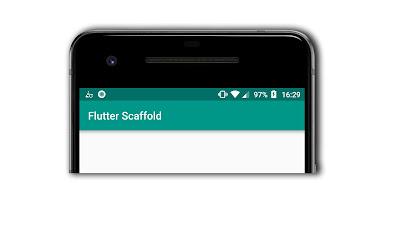 flutter appbar text title