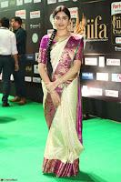 Adah Sharma looks super cute in Saree at IIFA Utsavam Awards 017.JPG