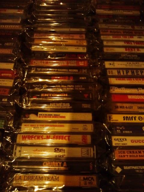 カセットテープ|クインテット 梅ヶ丘