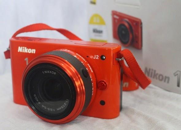 jual Nikon 1 J2 Bekas