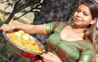 Wet Egg Biryani Recipe | Must try Easy Biryani | Food on road