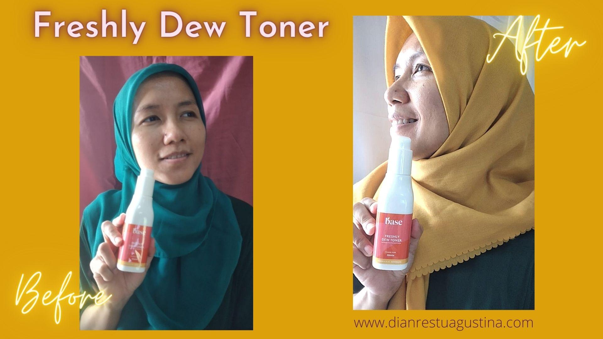 Freshly Dew Toner BASE