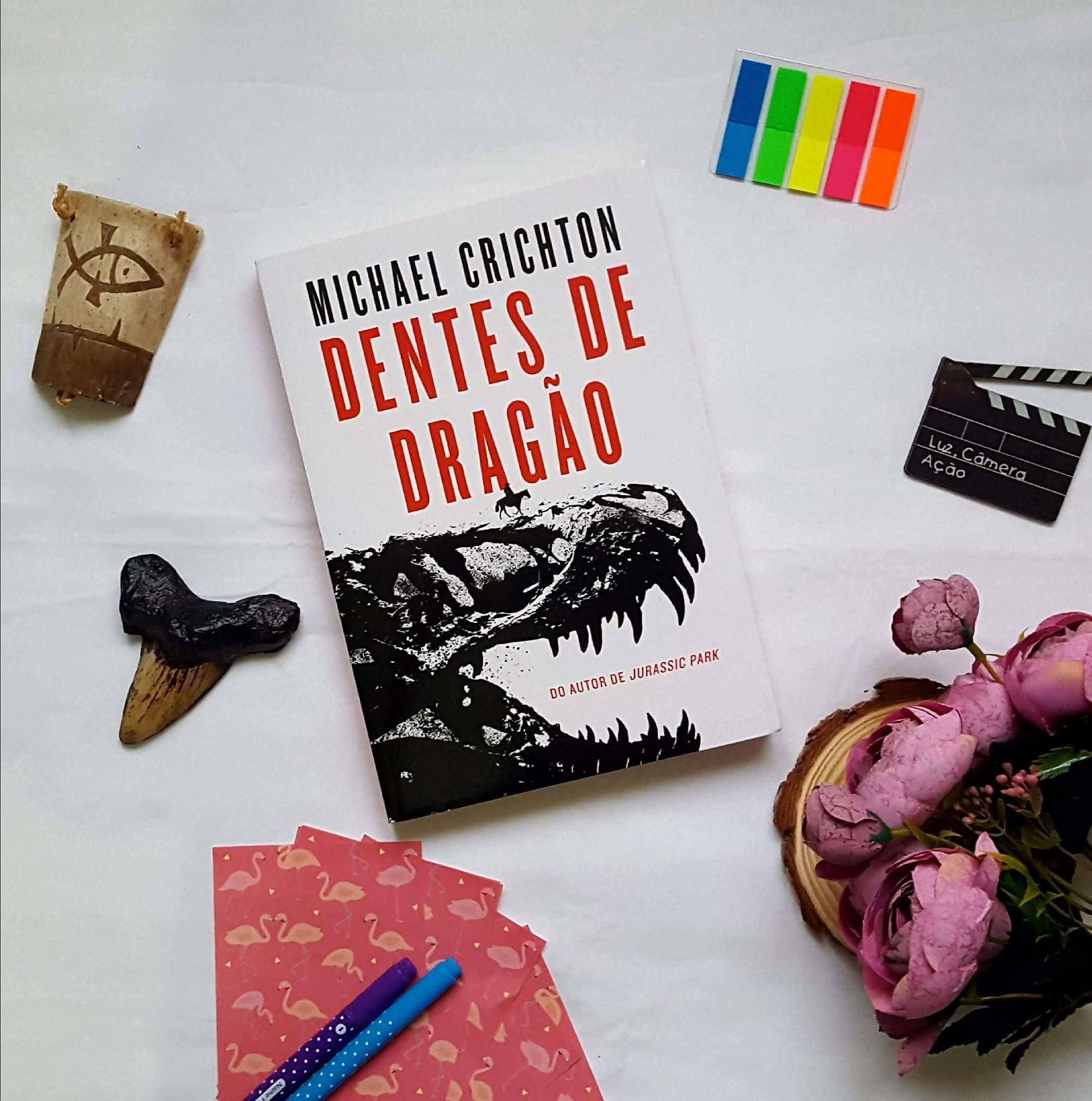 Dentes de dragão | Michael Crichton
