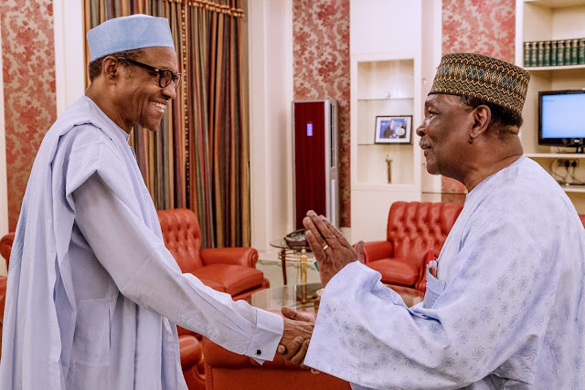 President Buhari sends message to General Yakubu Gowon