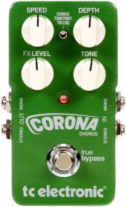 TC Electronic Corona Chorus Pedal