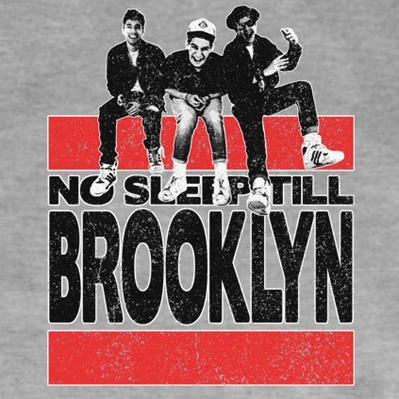 No sleep till brooklyn beastie boys скачать.