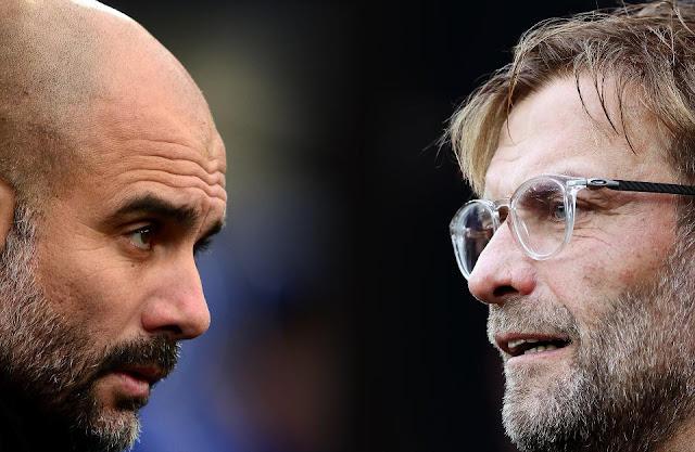 Prediksi Liverpool vs Manchester City : Pertandingan Penentu Gelar?