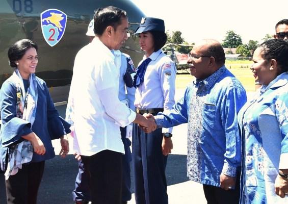 15 November Presiden Jokowi ke Papua, Terus Lanjut Papua New Guinea