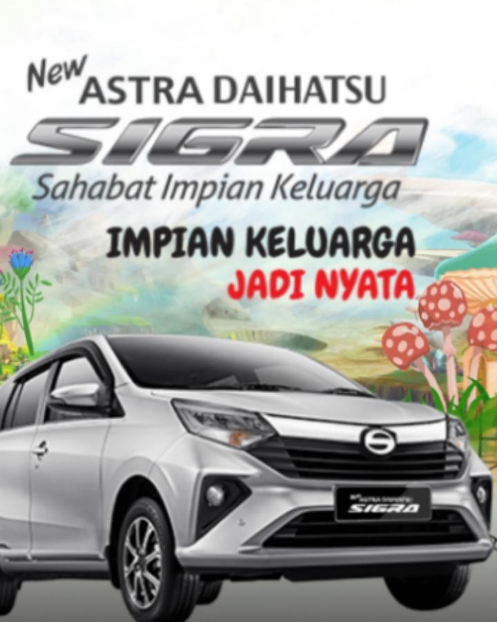 Harga Promo Daihatsu Sigra Bali