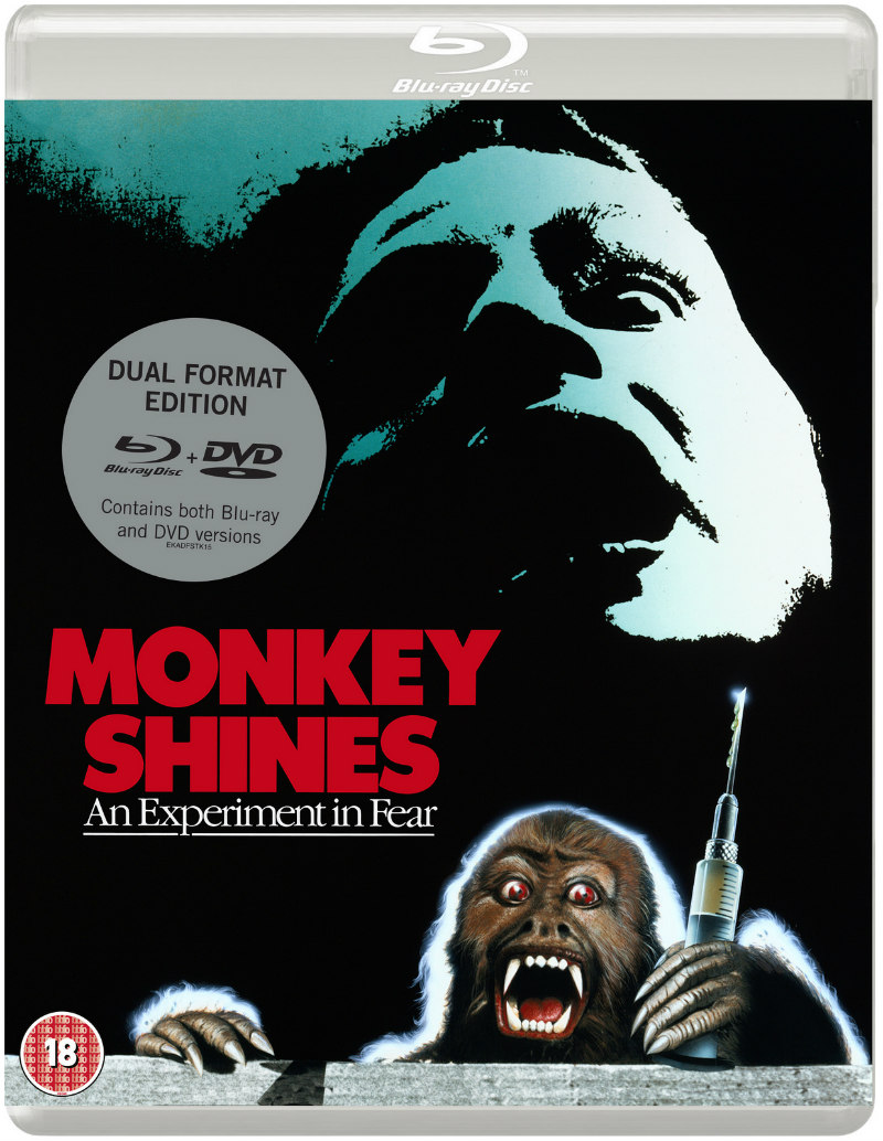 monkey shines eureka blu-ray
