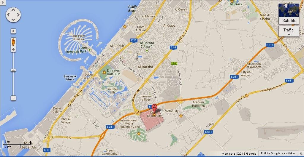 Dubai Hotels Near To Airport