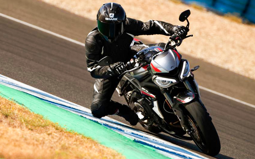 Triumph Street Triple RS (2020)