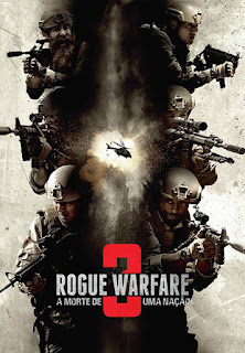 Rogue Warfare 3: A Morte de Uma Nação - BDRip Dual Áudio
