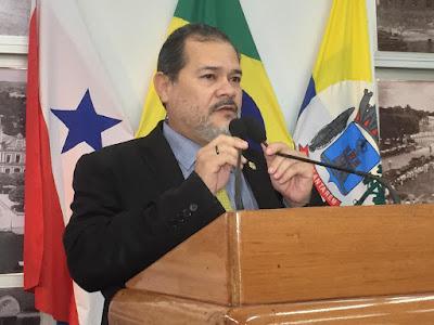 Vereador Dayan Serique