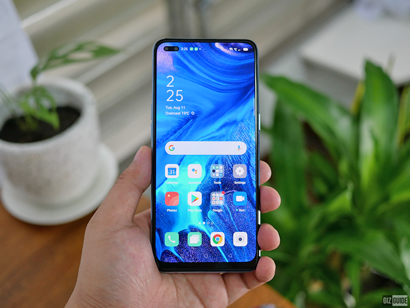 OPPO Reno4 comes with special parts discounts and more