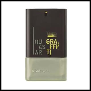 [APP] Quasar Desodorante Colônia Graffiti 100ml